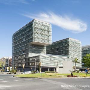 Edificio Múltiple de Servicios Municipales de Málaga