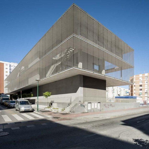 Biblioteca Pública Municipal Miguel de Cervantes