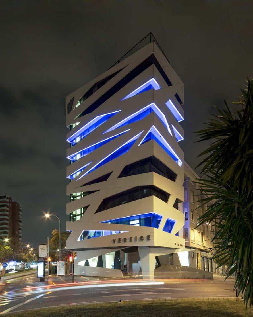 Edificio grupo vertice ngel salas fot grafo de arquitectura for Articulos de arquitectura 2015